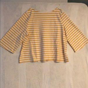 Old Navy Lightweight Striped Sweater